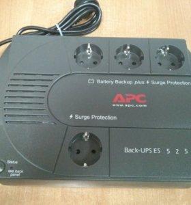 ИБП APC Back-UPS ES525