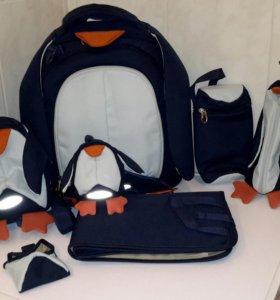 Рюкзак ранец сумка косметичка пенал Samsonite