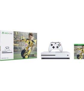 Новый xbox one s FIFA 2017