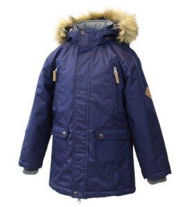 Новая зимняя куртка HUPPA