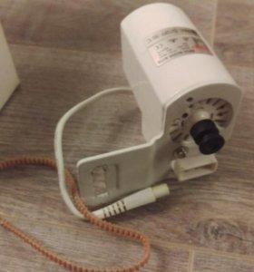 Электро привод для швейной машинки