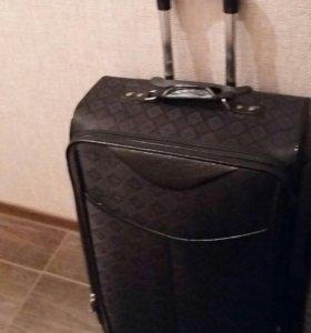 Продам дорожные чемоданы новые 2 штуки