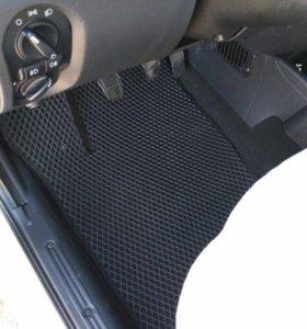Производство автомобильных ковриков eva под ключ.