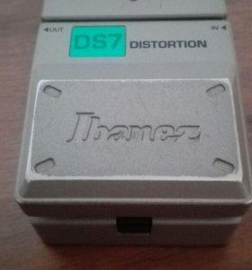 Гитарный эффект ibanez DS7 дисторшн