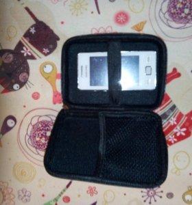 Чехол-сумка для телефона и USB провода