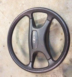 Рулевое колесо ВАЗ 2107