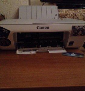Принтер - сканер canon
