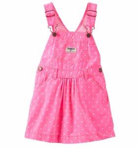 Сарафан платье oshkosh 2-3 года