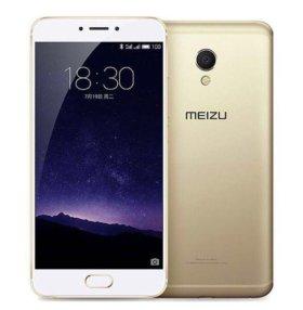 Meizu MX6 32gb, 4G/LTE (M685H) золотистый