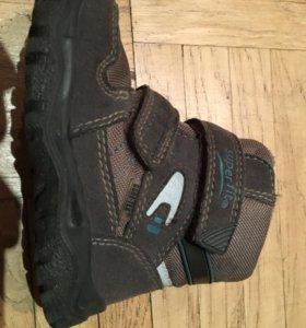 Ботинки superfit gore-tex 22 р-р