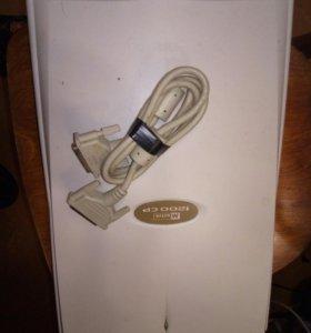 Сканер mustek 1200cp