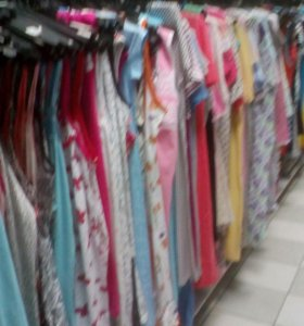 Халаты,туники,сорочки,футбооки