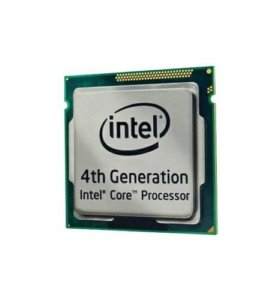 Процессор intel i 5 4440 сокет 1150