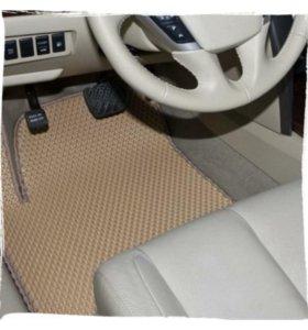 EVA коврики в любую Audi