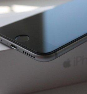 Стекло защитное 3D на iPhone 7