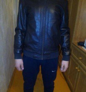 Куртка(Кожаная)