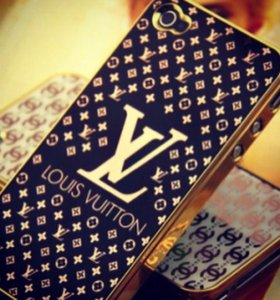 👄Louis Vuitton-чехол для iPhone 4-4S, новый