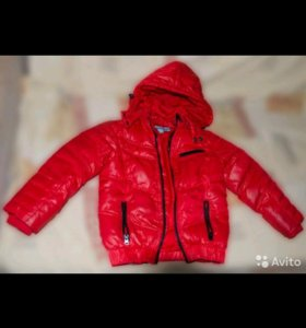 Куртка для мальчика р-р 104