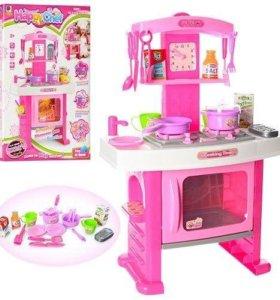 Набор кухни детский новый
