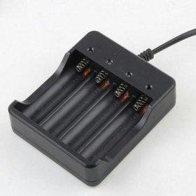 Зарядное устройство для 18650 на 4 аккумулятора
