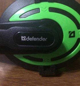 Defender Warhead G-300. Игровые наушники.