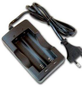 Зарядное устройство для 18650 на 2 аккумулятора