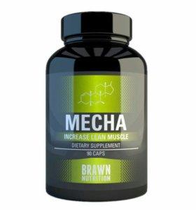 Mecha brawn nutrition