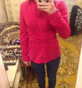 Рубашка с бантиком