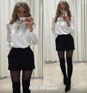 Блузка+шорты