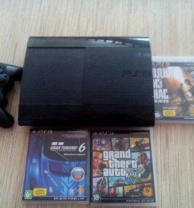 Sony PlayStation 3Super Slim 12gb