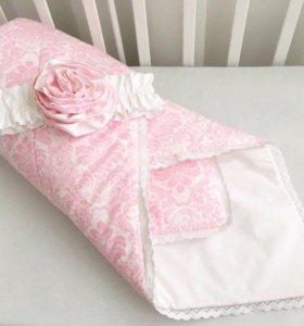 Одеялко для малыша🍼🐣