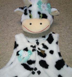 Костюм коровы напрокат