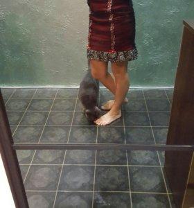 Продам платье на стройную девушку