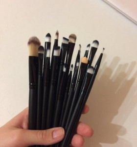 Новые профессиональные кисти для макияжа
