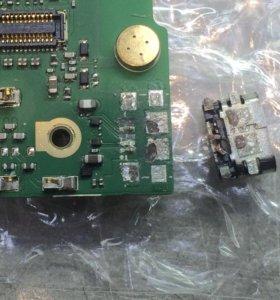 Замена гнезда зарядки micro-USB