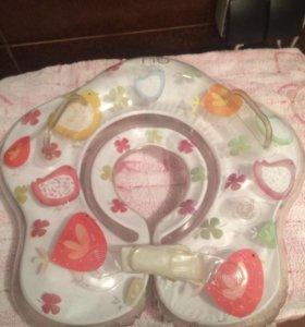 Надувной круг для малыша