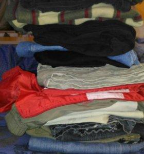 Одежда пакетом на мальчика 9-12 лет