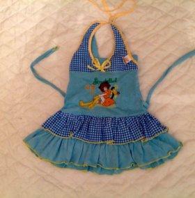 Платье на девочку рост 92-98 см