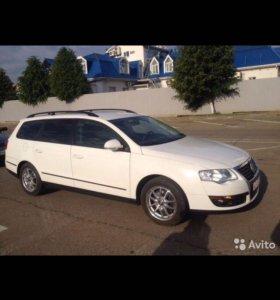 Volkswagen Passat 2009, АТ