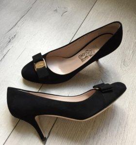 Новые туфли Salvatore Ferragamo, оригинал