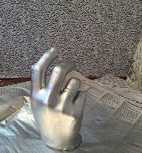 3D Модель руки