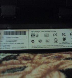 Принтер- HP Deskjet 1000