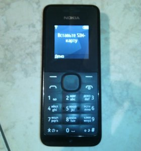 Телефон мобильный Nokia 105