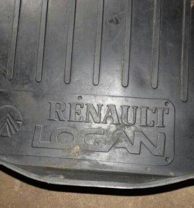 Коврик Renault Logan