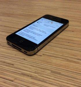 iPhone 4s 16 gb в хорошем состоянии