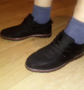 Мужские туфли весна