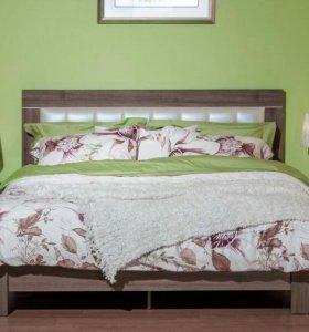 Кровать (каркас) Мартель-2(тумбы в подарок)