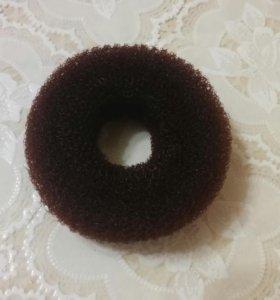 Пончик для волос новый