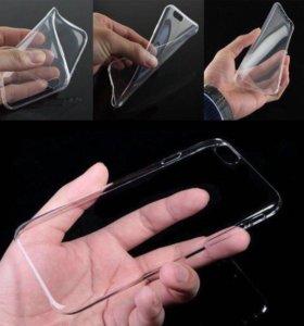 Силиконовый чехол iPhone 6, 6s, 6 plus