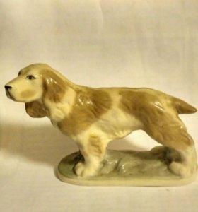 Статуэтка собака